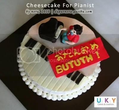 cheesecake piano bandung