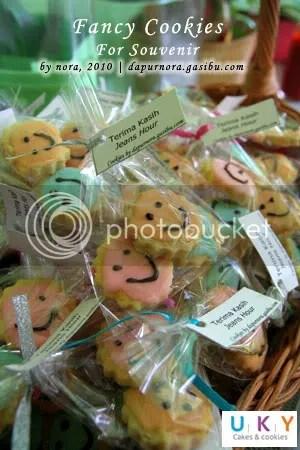 cookies souvenir bandung