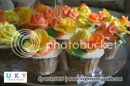 cupcake bunga bandung