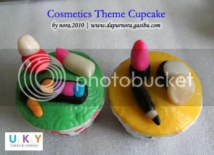 cosmetics cupcake bandung