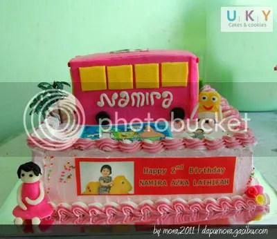 kue ulang tahun bus bandung