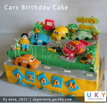 cake cars bandung