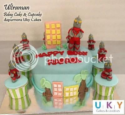 kue ulang tahun ultraman bandung