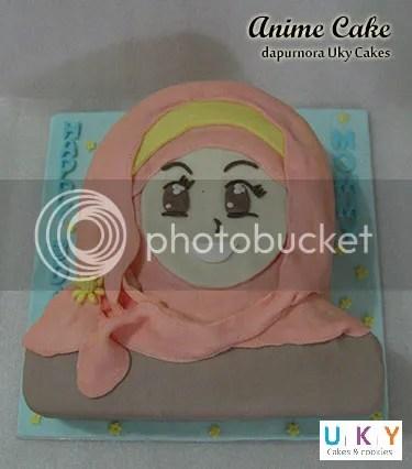 kue ulang tahun anime bandung