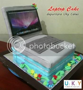 kue ulang tahun laptop bandung