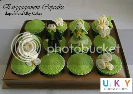cupcake tunangan bandung