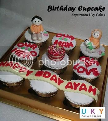 cupcake ulang tahun bandung