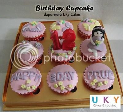 cupcake bandung ulang tahun remaja