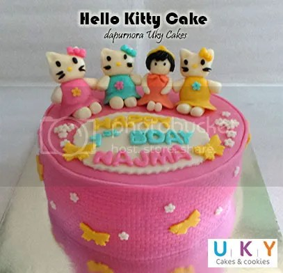 kue ulang tahun hello kitty bandung