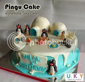 kue ulang tahun pingu bandung