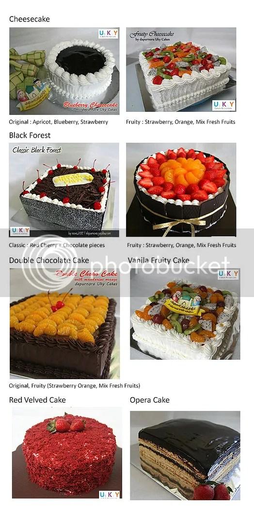 Cake lebaran 2014 bandung