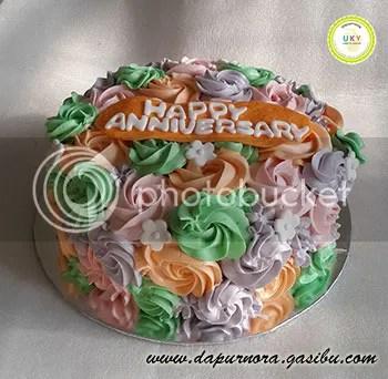 kue ulang tahun pernikahan bandung