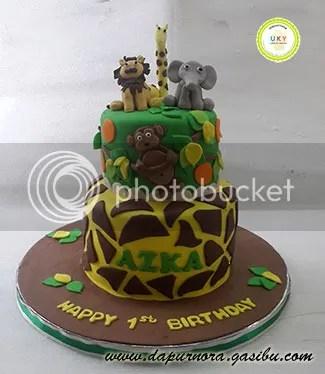 cake madagascar animal