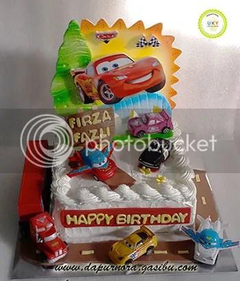 kue ulang tahun cars bandung
