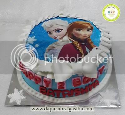 cake frozen bandung