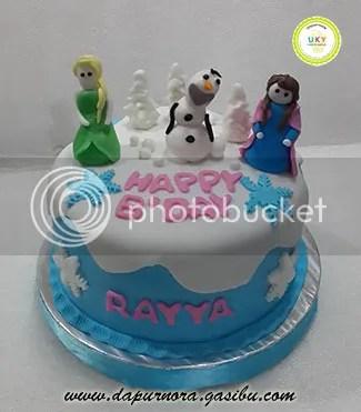 kue ulang tahun anak perempuan bandung