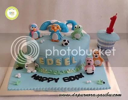 kue ulang tahun pororo bandung