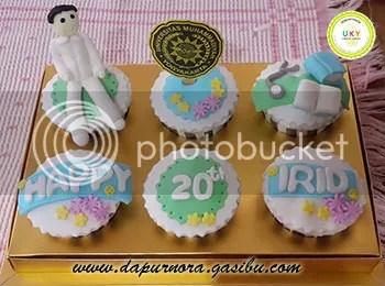 cupcake ulang tahun perawat