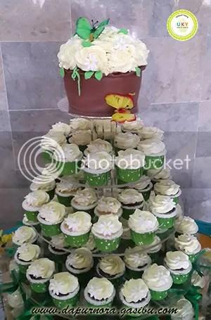 wedding cake bandung