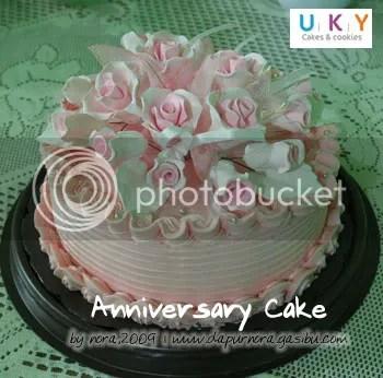 anniversarry cake