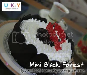 black forest mini