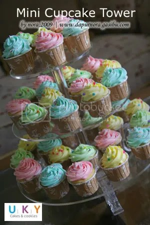 cupcake tier