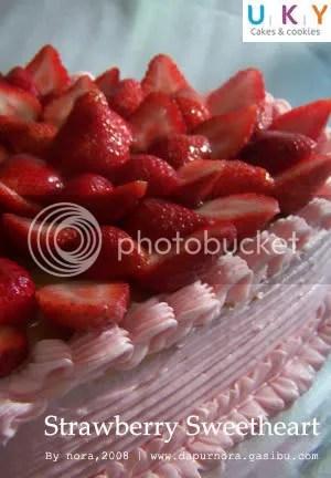 cake stroberi