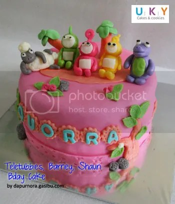 birthday cake bundung