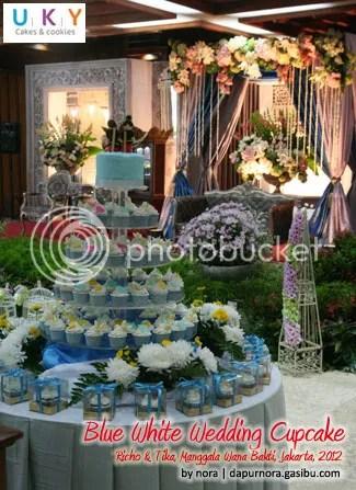 wedding cupcake jakarta