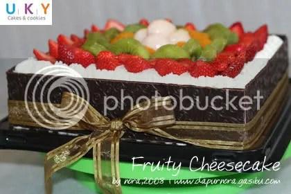 cake buah