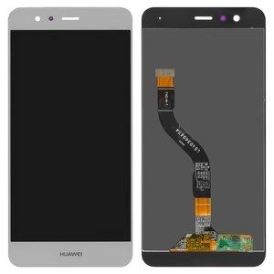 Huawei P10 Lite Was Lx1a 32gb White Dual Sim 52 4gb Ram Gsm Unlocked International Model No Warranty