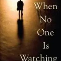 PIC Tour Review: When No One Is Watching by Joseph Hayes