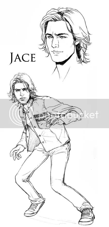Cazadores de sombras Jace