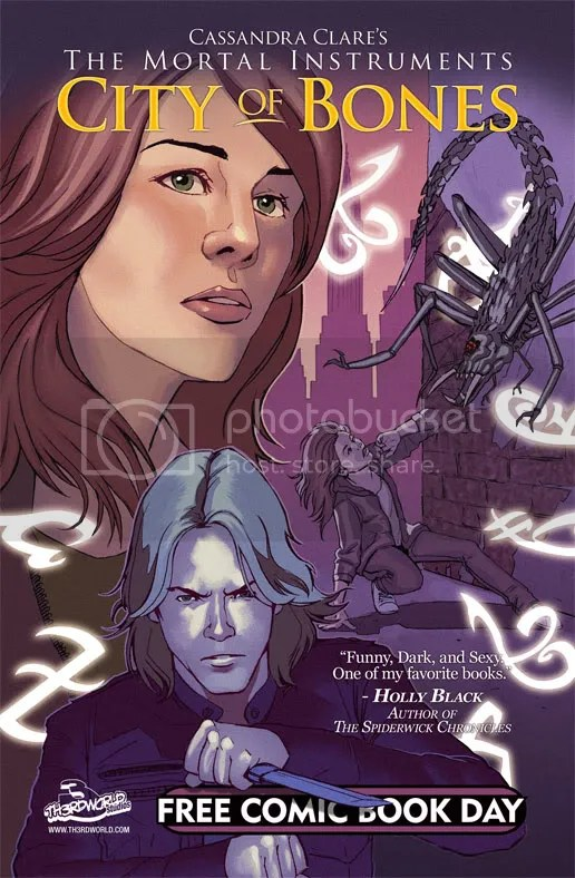 City of Bones GN sampler
