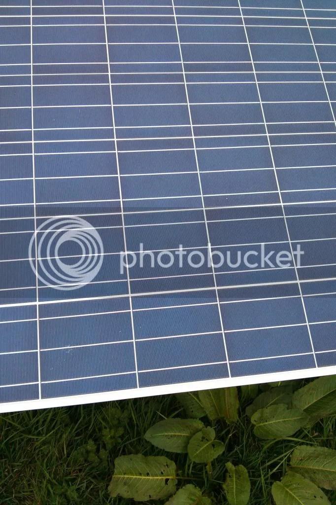 used solar panels free