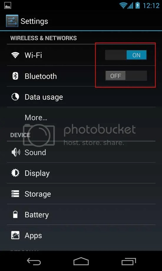 How to close running apps on android devices to extend battery life