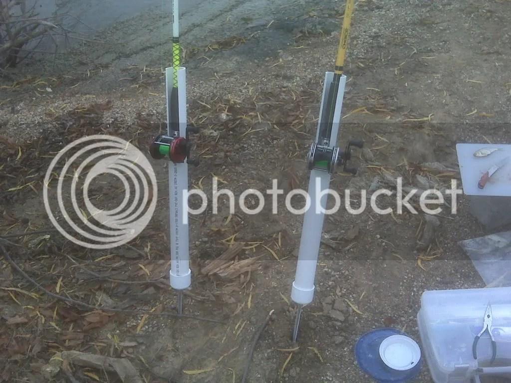 Catfish Bank Rod Holders