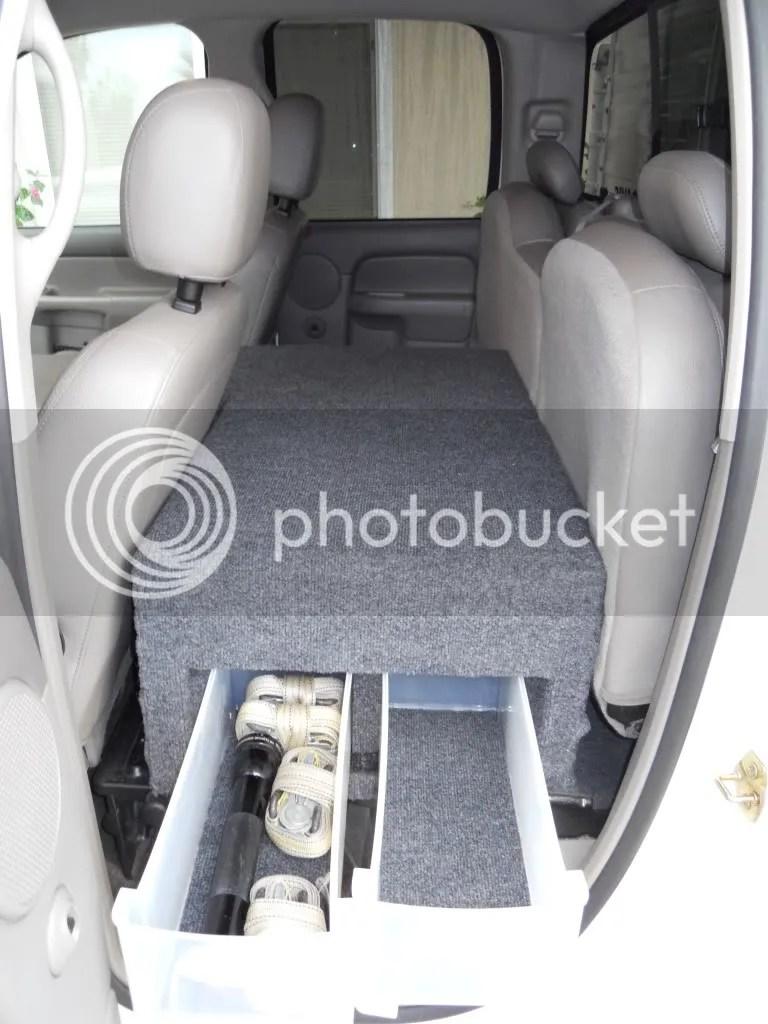 Dodge Ram Extended Cab Kit Body
