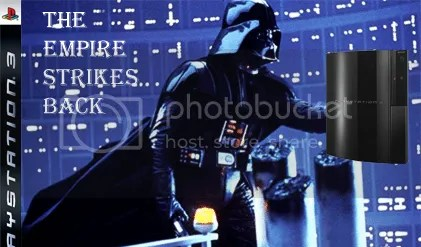 Darth Vader and PS3