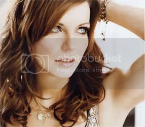 Martina McBride, who definitely looks better with long hair.