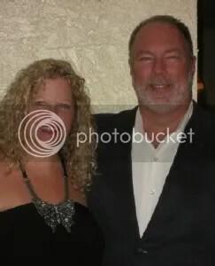 Tony & Cheri at the Blue Devils 50th Anniversary Celebration Dinner
