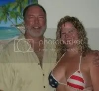 Tony & Cheri - Happy 4th of July!