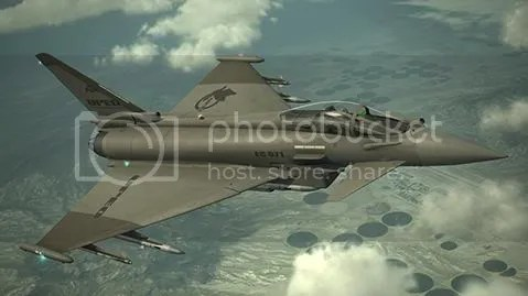 Eurofighter Upeo
