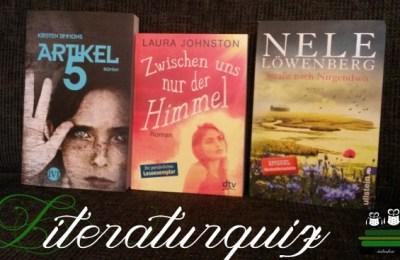 Bücher Runde 8