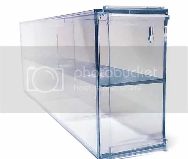 Acrylic Case Out Of Packaging