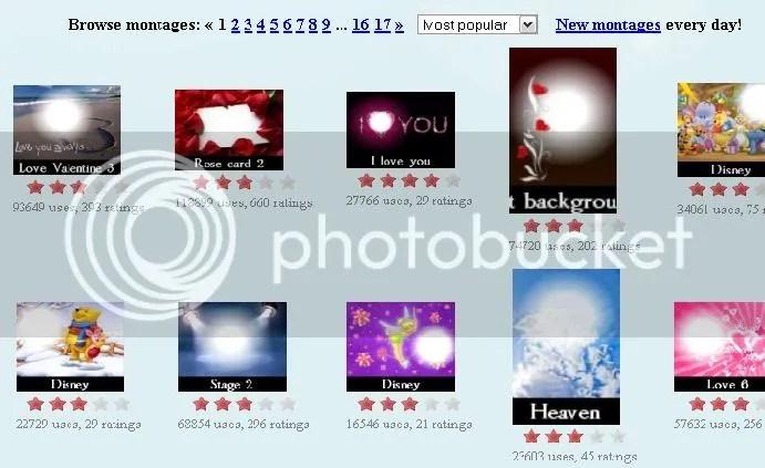 30 pginas para hacer fotomontajes gratis, fotoefectos online