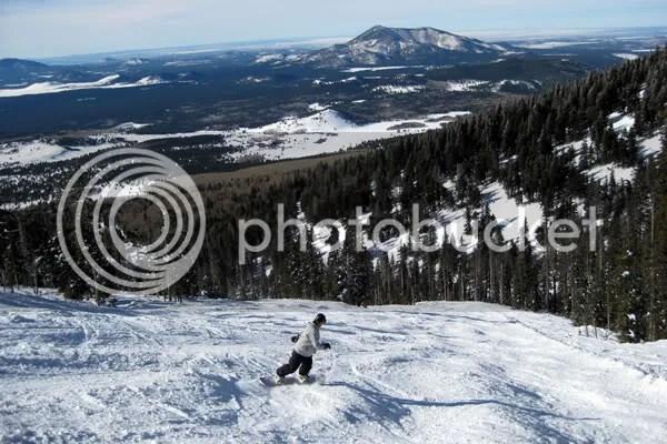 guy snowboarding