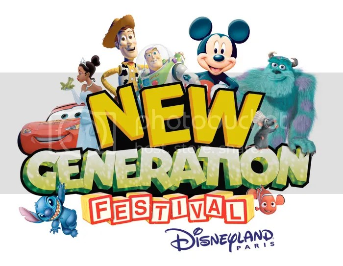 Image result for disneyland paris new generation festival