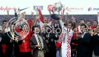 Piala Malaysia 2010 milik Kelantan