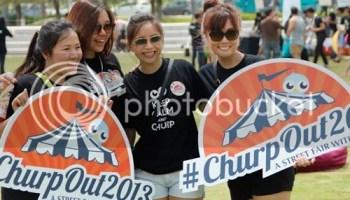 ChurpOut 2013
